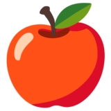 Red Apple on Google Android 12.0