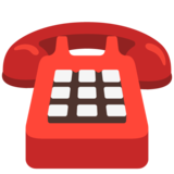 Telephone on Google Android 12.0