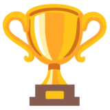 Trophy on Google Android 12.0