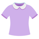 Woman's Clothes on Google Android 12.0