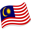 Flag: Malaysia on Google Android 5.0