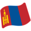 Flag: Mongolia on Google Android 5.0