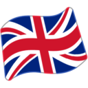 Flag: United Kingdom on Google Android 5.0