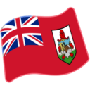 Flag: Bermuda on Google Android 6.0.1