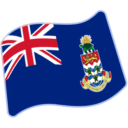 Flag: Cayman Islands on Google Android 6.0.1