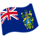 Flag: Pitcairn Islands on Google Android 6.0.1