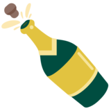 Bottle With Popping Cork on Google Android 7.0