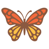 Butterfly on Google Android 7.0
