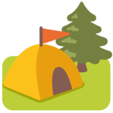 Camping on Google Android 7.0