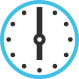 Six O'Clock on Google Android 7.0