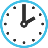 Two O'Clock on Google Android 7.0