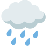 Cloud with Rain on Google Android 7.0
