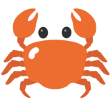 Crab on Google Android 7.0