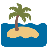 Desert Island on Google Android 7.0