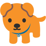 Dog on Google Android 7.0