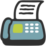 Fax Machine on Google Android 7.0
