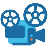Film Projector on Google Android 7.0