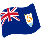 Flag: Anguilla on Google Android 7.0