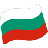 Flag: Bulgaria on Google Android 7.0