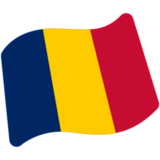 Flag: Chad on Google Android 7.0