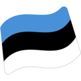 Flag: Estonia on Google Android 7.0