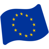 Flag: European Union on Google Android 7.0