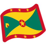 Flag: Grenada on Google Android 7.0