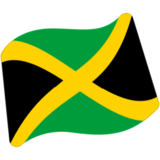 Flag: Jamaica on Google Android 7.0