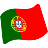 Flag: Portugal on Google Android 7.0