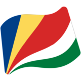 Flag: Seychelles on Google Android 7.0