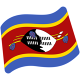 Flag: Eswatini on Google Android 7.0