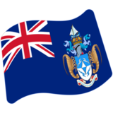 Flag: Tristan Da Cunha on Google Android 7.0