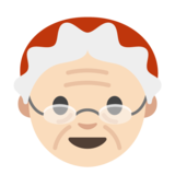 Mrs. Claus: Light Skin Tone on Google Android 7.0
