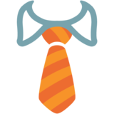 Necktie on Google Android 7.0