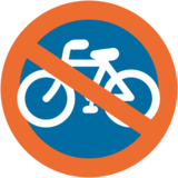 No Bicycles on Google Android 7.0