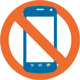 No Mobile Phones on Google Android 7.0