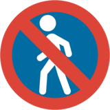 No Pedestrians on Google Android 7.0