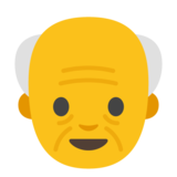 Old Man on Google Android 7.0