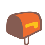 Open Mailbox with Lowered Flag on Google Android 7.0