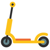 Kick Scooter on Google Android 7.0