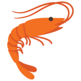 Shrimp on Google Android 7.0