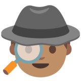 Detective: Medium Skin Tone on Google Android 7.0