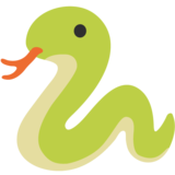 Snake on Google Android 7.0