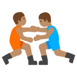 Wrestlers, Type-4 on Google Android 7.0