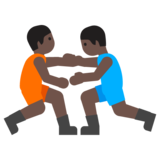 Wrestlers, Type-6 on Google Android 7.0