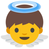 Baby Angel on Google Android 7.1