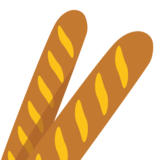 Baguette Bread on Google Android 7.1
