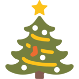 Christmas Tree on Google Android 7.1