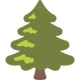 Evergreen Tree on Google Android 7.1
