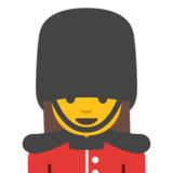 Woman Guard on Google Android 7.1